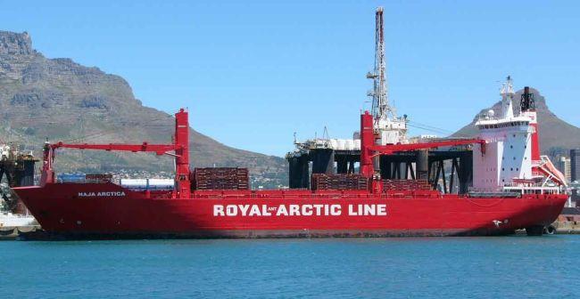 Arctic Line : Royal arctic line
