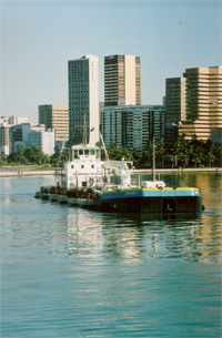 Bunkering By Barge In South African Ports